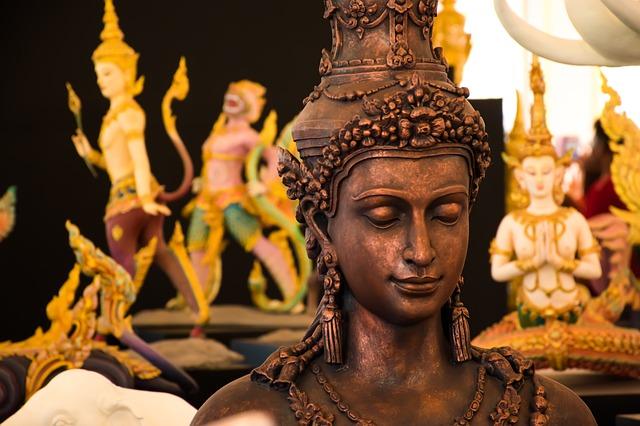 sochy budhismu